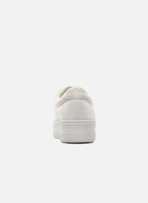 Trainers No Name Plato Sneaker White view from the right