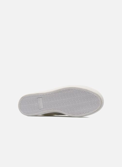 Baskets No Name Plato Sneaker Blanc vue haut