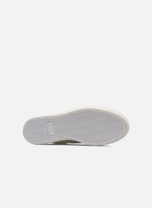Baskets No Name Plato Sneaker Blanc vue haut
