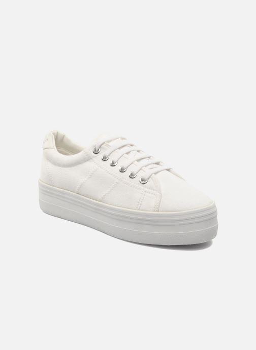 Baskets No Name Plato Sneaker Blanc vue détail/paire
