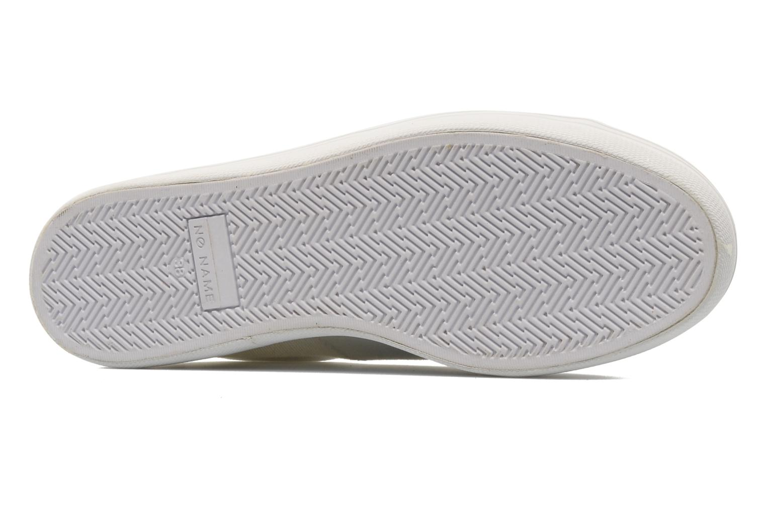 Trainers No Name Plato Sneaker White view from above
