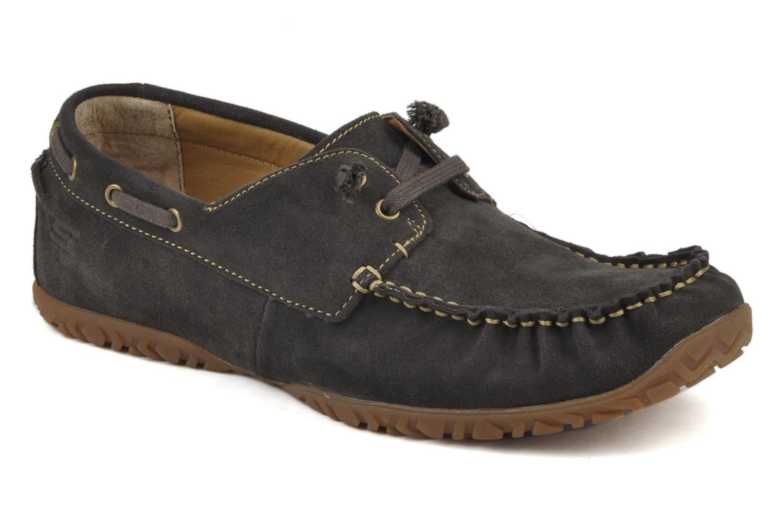 fe7e873ce37 Skechers Flexxer (Marron) - Chaussures à lacets chez Sarenza (27761)
