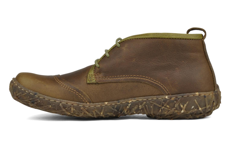 Bottines et boots El Naturalista Nido Bottillon No 723 Marron vue face