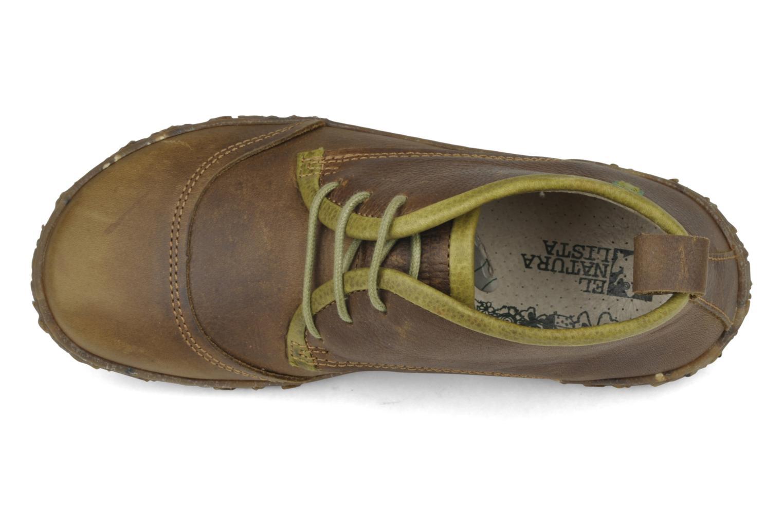 Bottines et boots El Naturalista Nido Bottillon No 723 Marron vue gauche