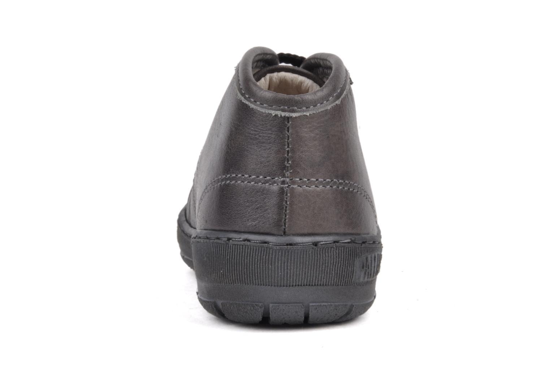 Sneakers Palladium Bador Nap Grijs rechts
