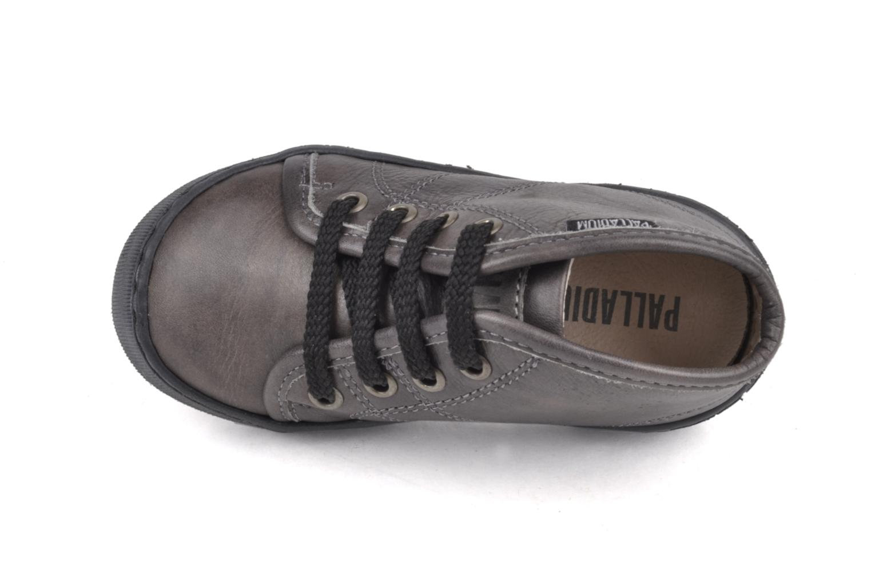 Sneakers Palladium Bador Nap Grijs links