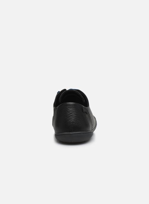 Sneakers Camper Peu Cami Nero immagine destra