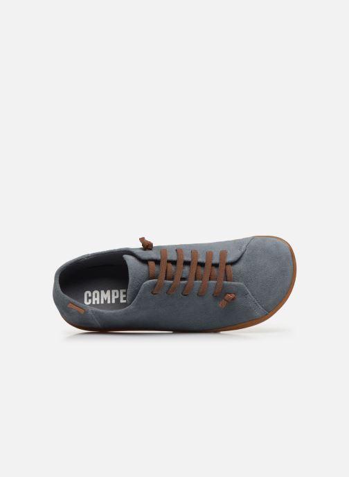 Sneakers Camper Peu Cami Grigio immagine sinistra