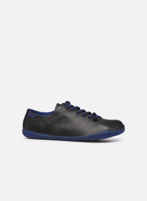 Sneakers Camper Peu Cami Zwart achterkant
