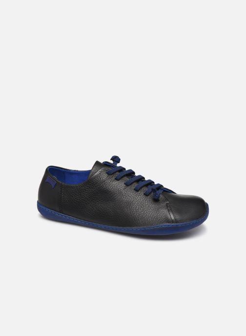 Sneakers Camper Peu Cami Zwart detail