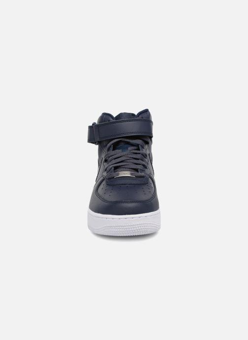 Nike Air Force 1 Mid azzurro