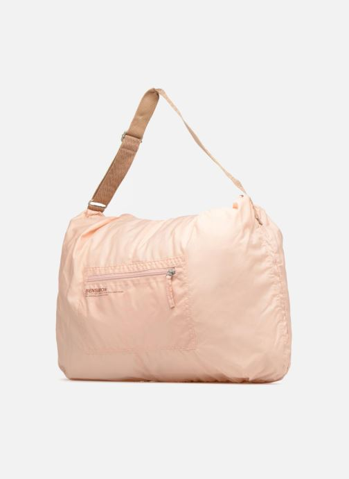 Bolsas de deporte Bensimon Shoulder Bag Rosa vista del modelo
