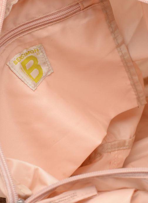 Bolsas de deporte Bensimon Shoulder Bag Rosa vistra trasera