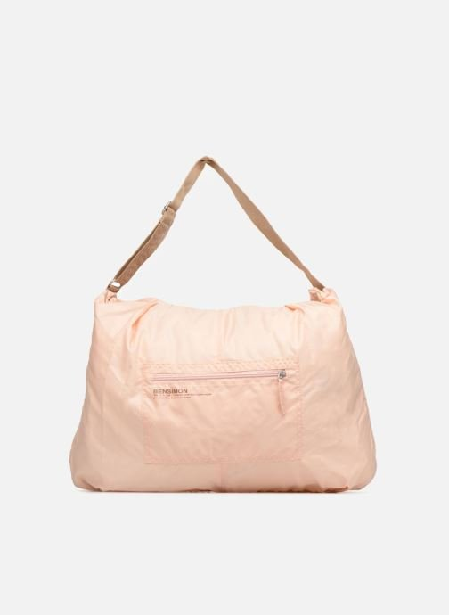 Bolsas de deporte Bensimon Shoulder Bag Rosa vista de detalle / par
