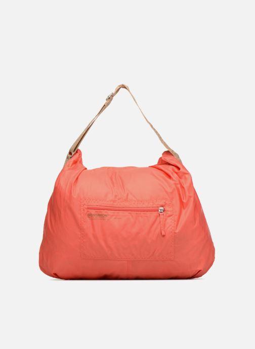 Sporttassen Bensimon Shoulder Bag Roze detail