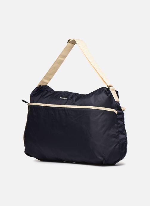 Handtaschen Bensimon Shoulder Bag blau schuhe getragen