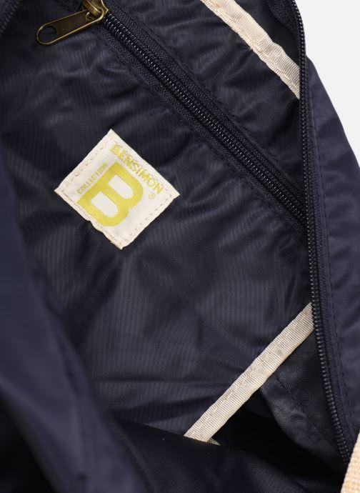 Handtaschen Bensimon Shoulder Bag blau ansicht von hinten