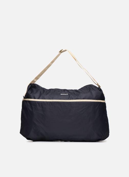 Handtaschen Bensimon Shoulder Bag blau detaillierte ansicht/modell