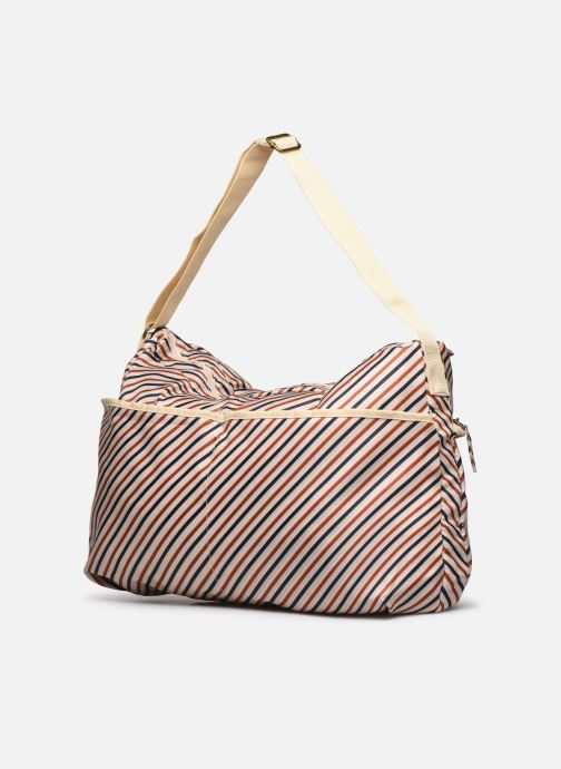 Bolsos de mano Bensimon Shoulder Bag Multicolor vista lateral derecha