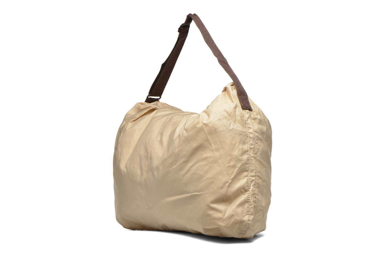 Sacs de sport Bensimon Shoulder Bag Beige vue droite