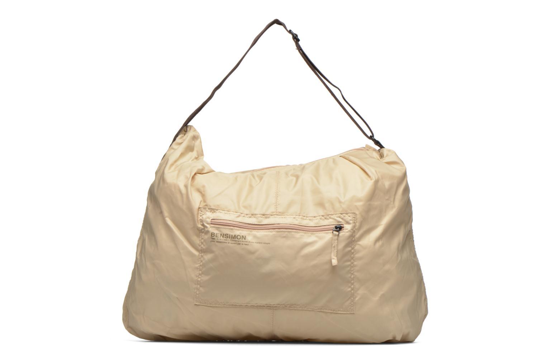 Sacs de sport Bensimon Shoulder Bag Beige vue détail/paire