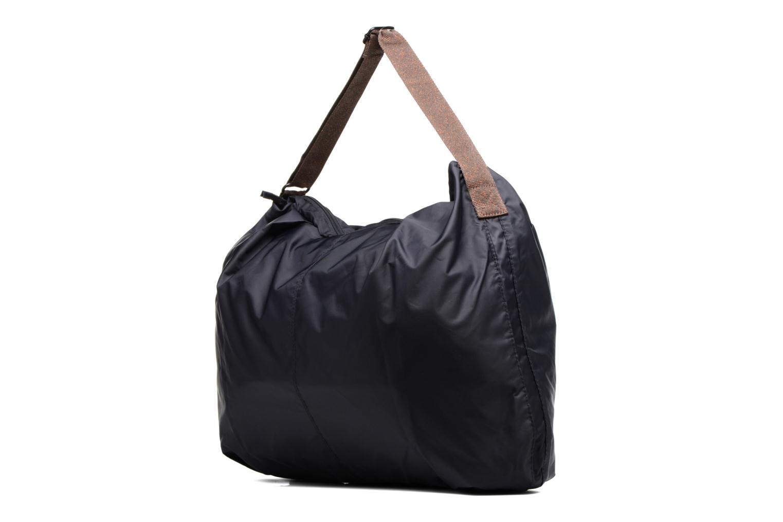 Sacs de sport Bensimon Shoulder Bag Bleu vue droite