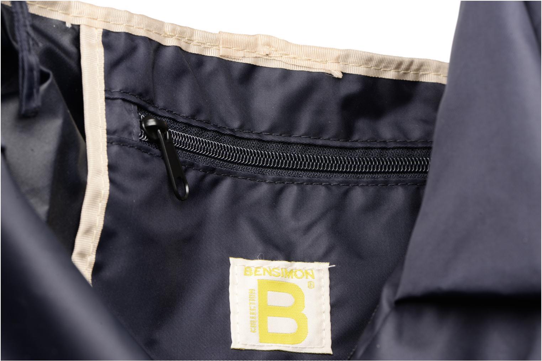 Sacs de sport Bensimon Shoulder Bag Bleu vue derrière