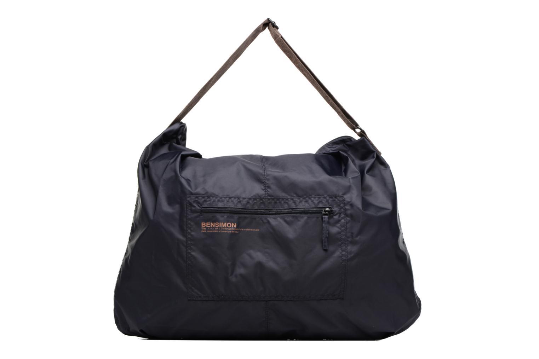 Sacs de sport Bensimon Shoulder Bag Bleu vue détail/paire