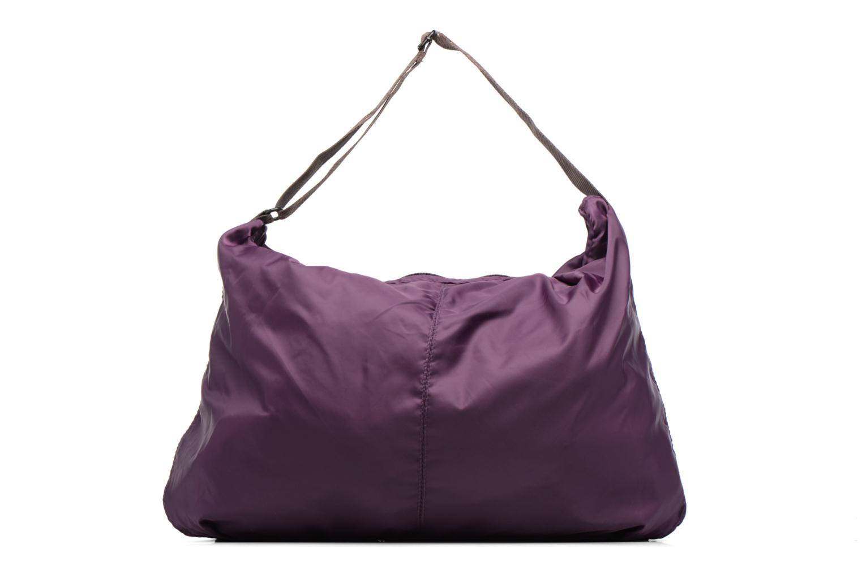 Sporttassen Bensimon Shoulder Bag Paars voorkant