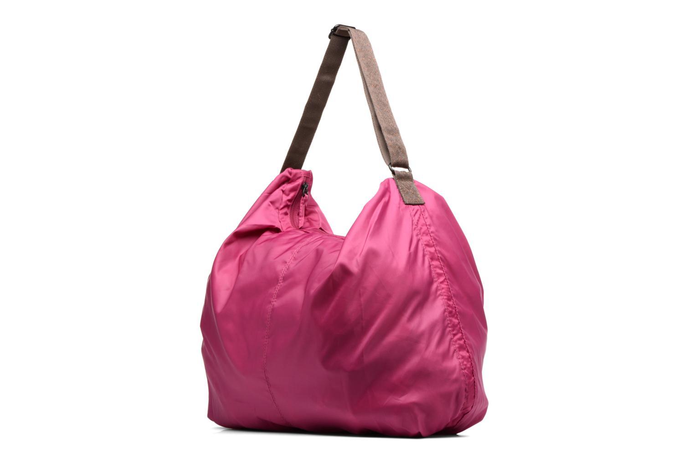 Sacs de sport Bensimon Shoulder Bag Rose vue droite