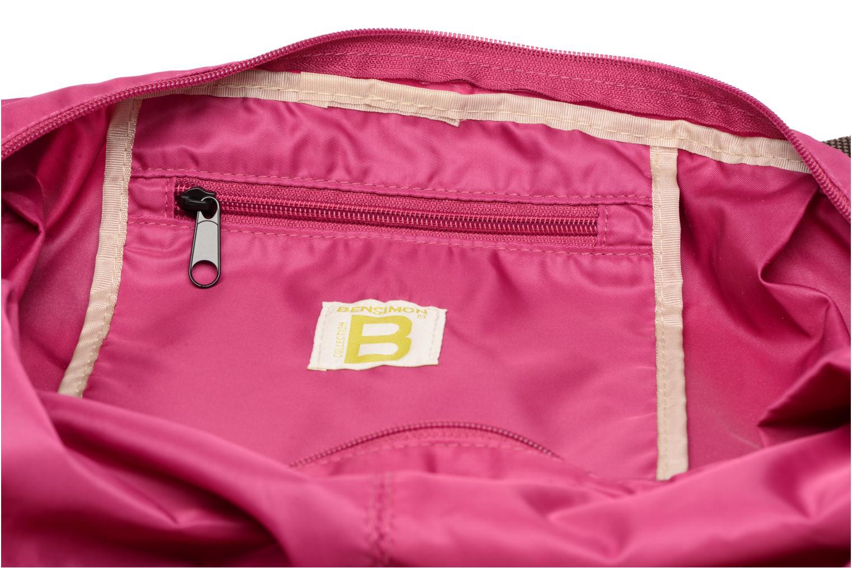 Sacs de sport Bensimon Shoulder Bag Rose vue derrière