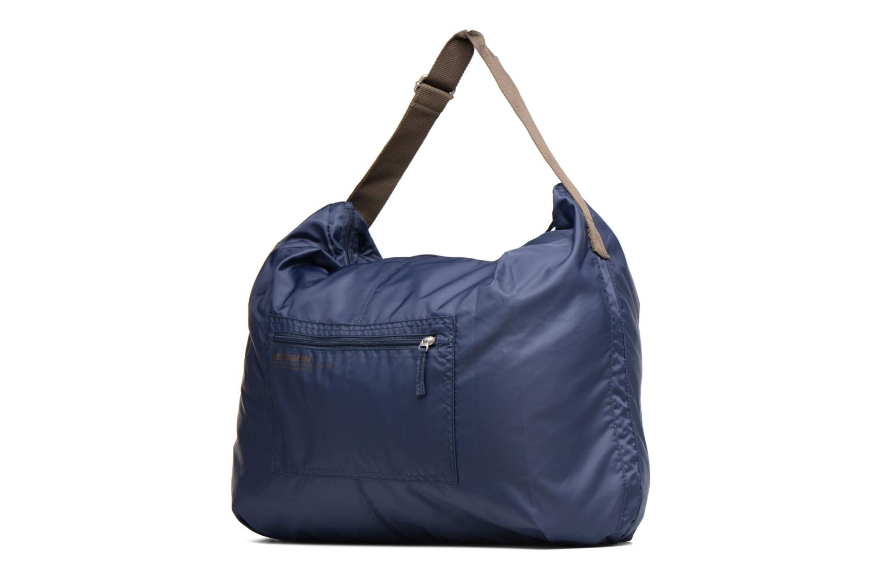 Sporttaschen Bensimon Shoulder Bag blau schuhe getragen