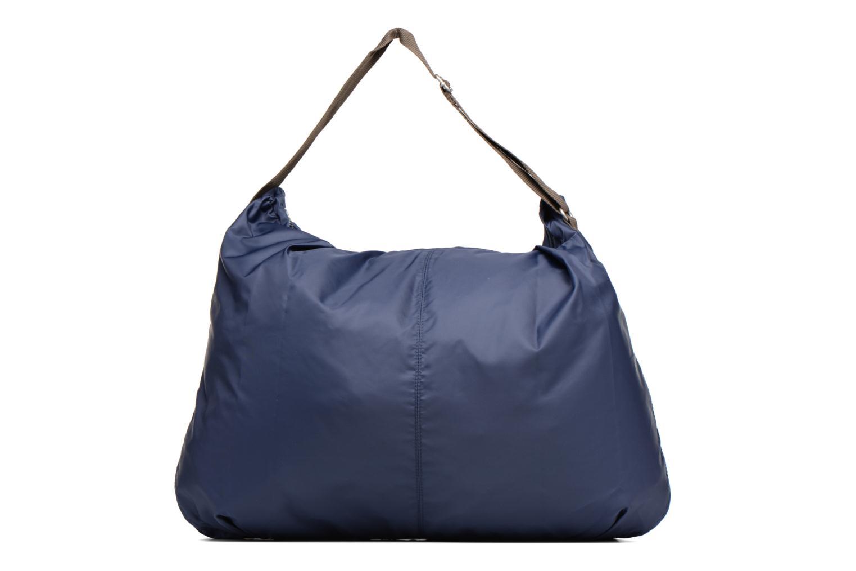 Sporttaschen Bensimon Shoulder Bag blau ansicht von vorne