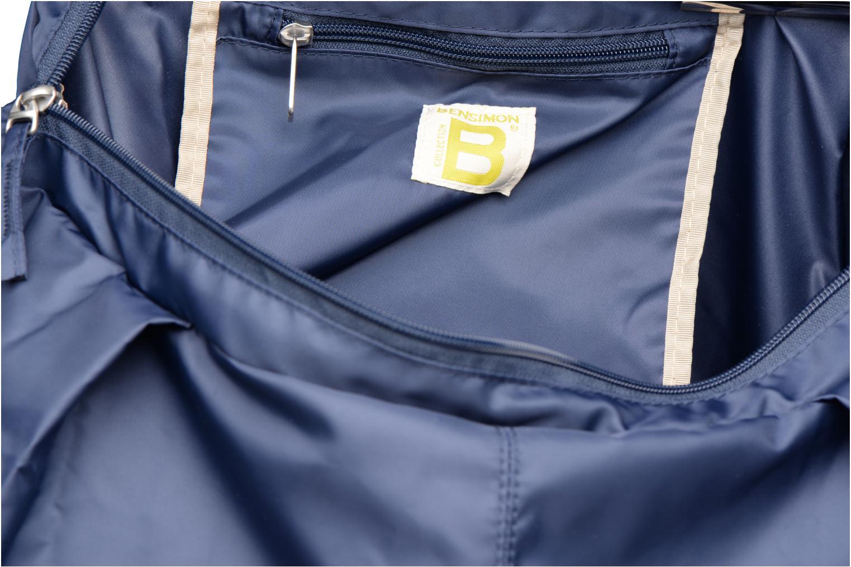 Sporttaschen Bensimon Shoulder Bag blau ansicht von hinten