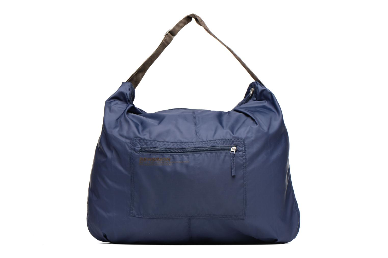 Sporttaschen Bensimon Shoulder Bag blau detaillierte ansicht/modell