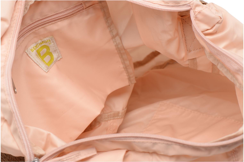 Sporttaschen Bensimon Shoulder Bag rosa ansicht von hinten