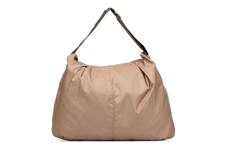 Sporttassen Bensimon Shoulder Bag Beige voorkant