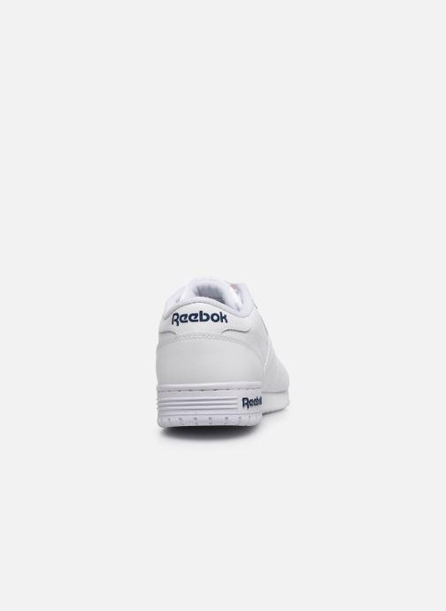 Baskets Reebok Exofit Lo Clean Logo Int Blanc vue droite