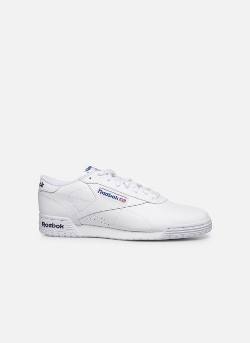 Sneakers Reebok Exofit Lo Clean Logo Int Bianco immagine posteriore