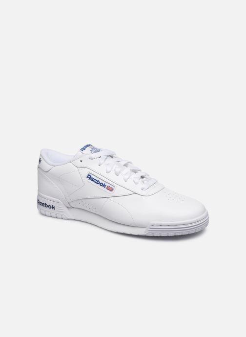 Sneaker Reebok Exofit Lo Clean Logo Int weiß detaillierte ansicht/modell