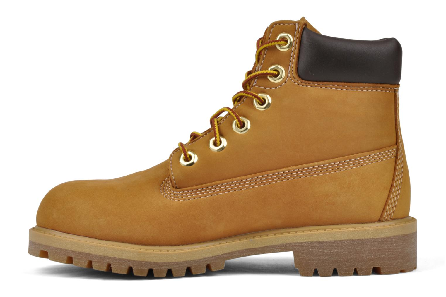 Bottines et boots Timberland 6 In Premium e Beige vue face
