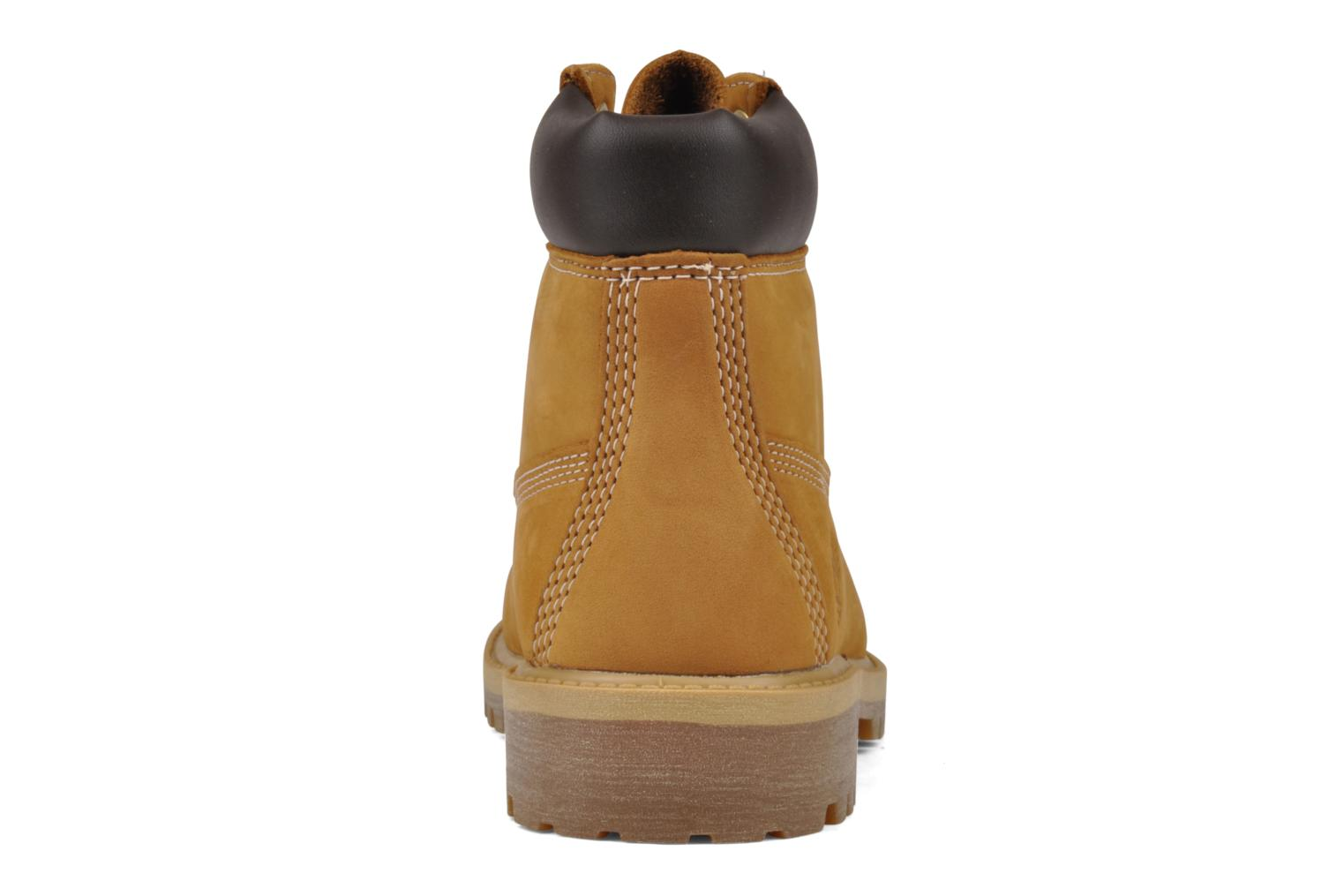 Bottines et boots Timberland 6 In Premium e Beige vue droite
