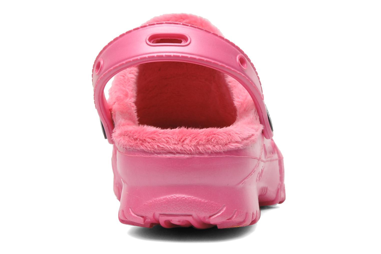 Sandalen Skechers Cali Gear Darling E rosa ansicht von rechts