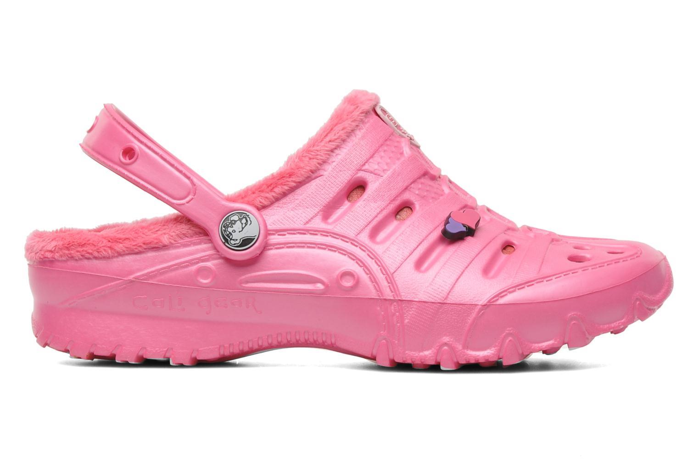 Sandalen Skechers Cali Gear Darling E rosa ansicht von hinten
