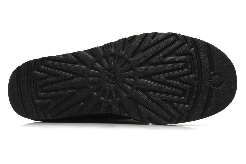 Bottines et boots UGG Classic Short M Noir vue haut