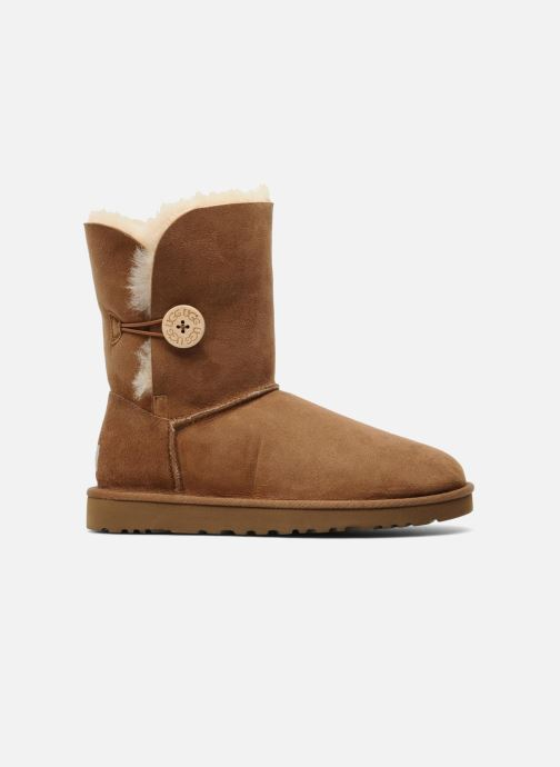 Bottines et boots UGG Bailey Button Marron vue derrière