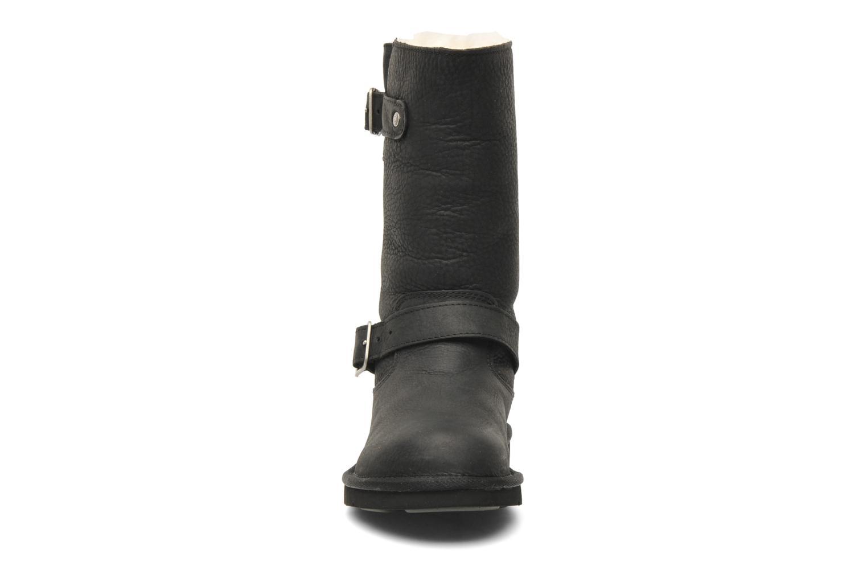 Stiefeletten & Boots UGG Kensington schwarz schuhe getragen