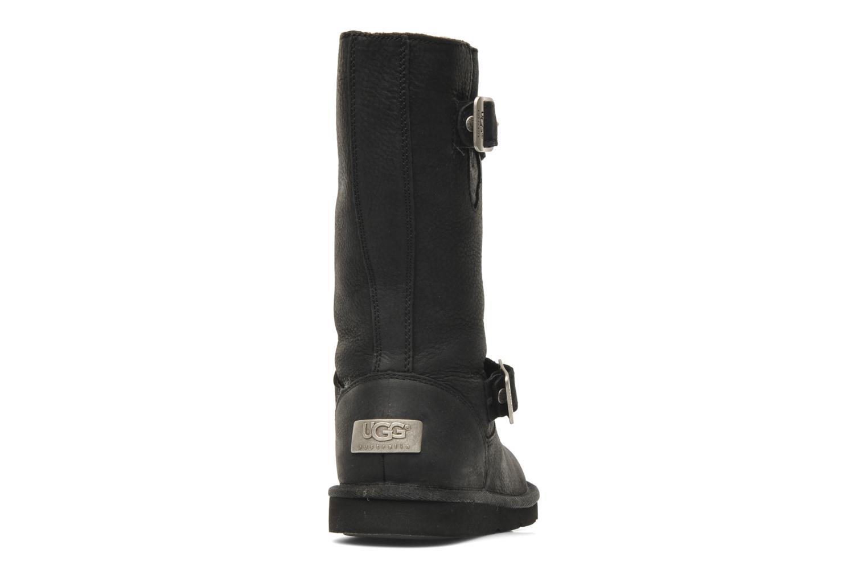Stiefeletten & Boots UGG Kensington schwarz ansicht von rechts