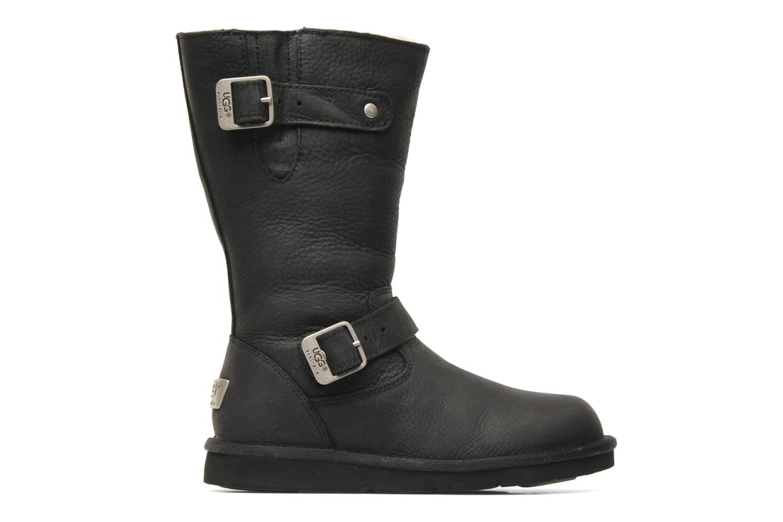 Stiefeletten & Boots UGG Kensington schwarz ansicht von hinten
