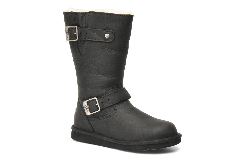 Stiefeletten & Boots UGG Kensington schwarz detaillierte ansicht/modell